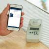 TRnasfert Smartphone MD110-6 chlore-ph-stabilisant-brome-TAC-TH photomètre Lovibond EAU2