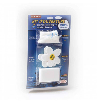 Emballage Kit d'entretien TOUCAN piscine et spa
