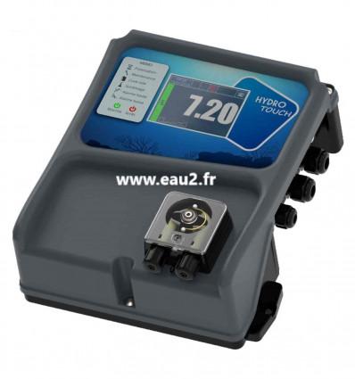 HYDRO TOUCH Syclope Régulateur de pH avec pompe de 2.4l/h Mesure du pH EAU2