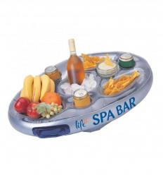 Bar gonflable flottant pour Spa