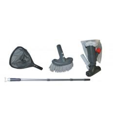 Kit d'accessoires de nettoyage Spa