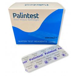 Plaquette Pastilles pH Red Phénol Palintest détermination du pH pour photomètre