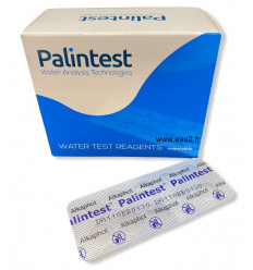 Pastilles Alcalinité Alkaphot AP188 Palintest à partir de 50 pastilles photomètre détermination du TAC