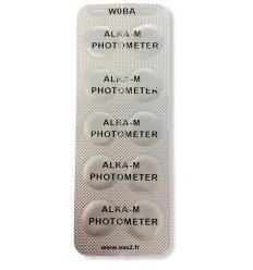 Lovibond ALKA-M Alcalinité à partir de 10 pastilles pour photomètre détermination du TAC
