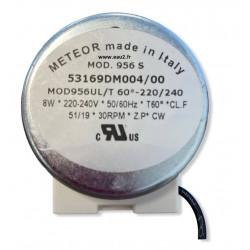 Zoom Moteur Pompe Doseuse Micro pH ou Micro Rx EAU2