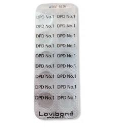 Lovibond DPD1 Chlore Libre à partir de 10 pastilles pour photomètre