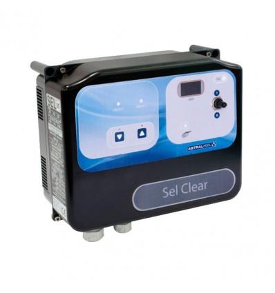 Electrolyseur de Sel Astralpool modèle SEL CLEAR pour piscine jusqu'à 95m3