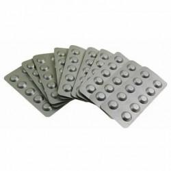 Pack pastilles Scuba DPD1, DPD3, pH, CYA et TAC Lot de pastilles