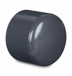 Bouchon femelle à coller PN16 diamètre 50, 63 mm PVC piscine