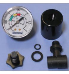 Manomètre complet pour Filtre Aster Side 4404190101