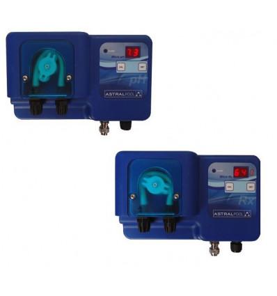 Pack Régulateur Micro pH 1,6 l/h et Micro Rx 1,6l/h EAU2