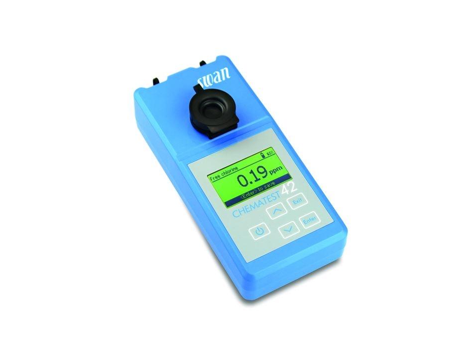 Baton de verre pour photomètre Chematest 20 ou Chematest 25-Eau2.fr