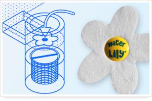 Water Lily Piscine 1 -Eau2